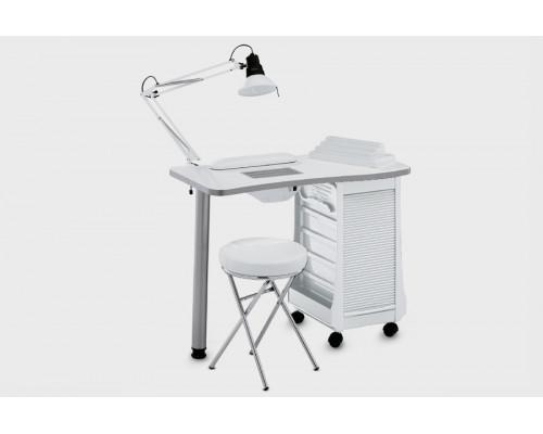 Маникюрный стол Artecno 124 LХ
