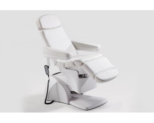Косметологическое кресло c регистрационным удостоверением IONTO KOMFORT Xtension Liege 4m