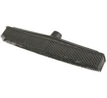 Щетка черная резиновая для уборки помещения